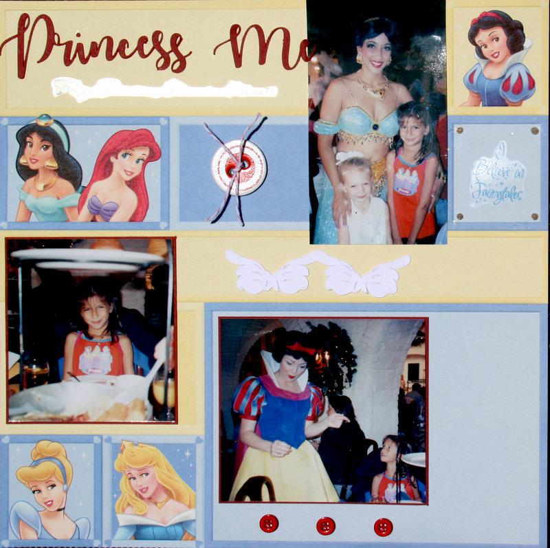 Princess, Today, Tomorrow, Forever