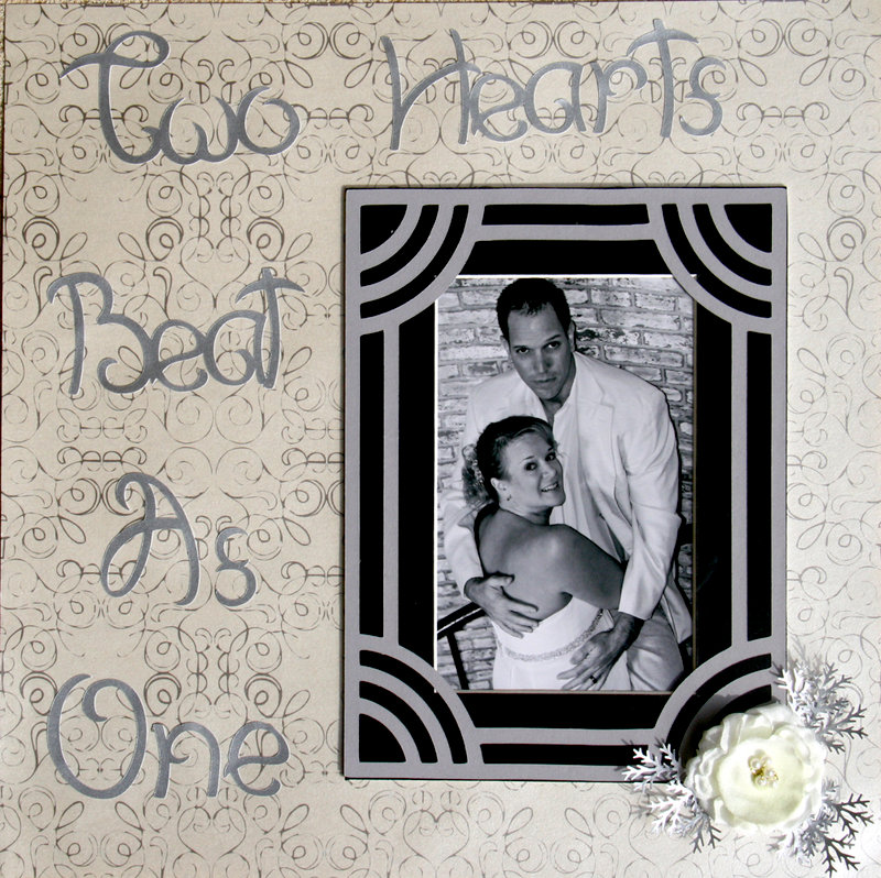 Two Hearts Beats As One