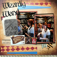 Wizardly Wand