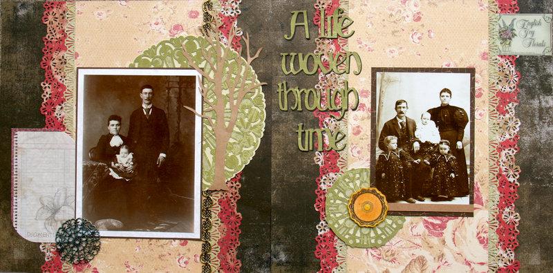 A Life Woven Through Time