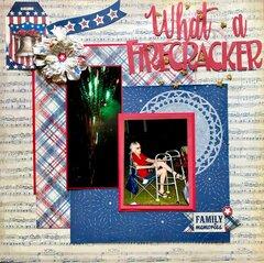 What A Firecracker