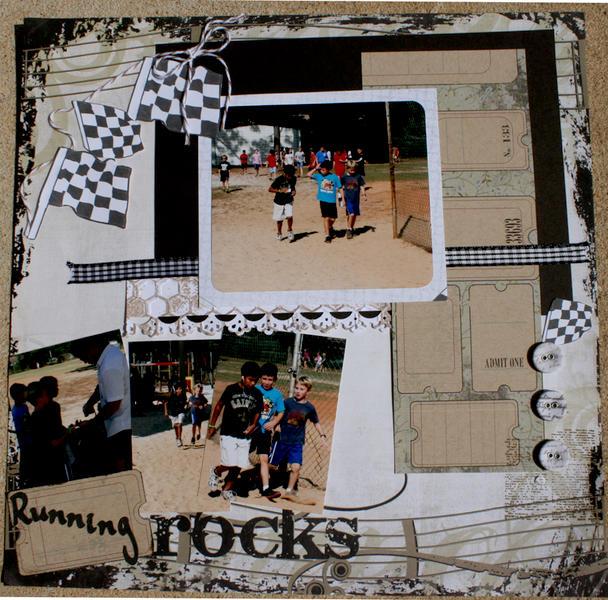 Running Rocks
