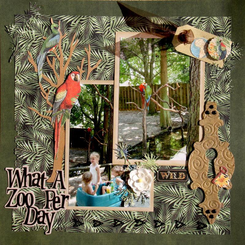 A Zoo Per Day