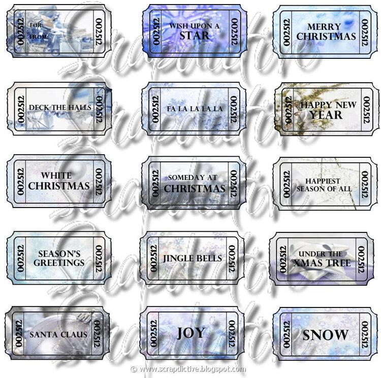 Digi stamps (free)
