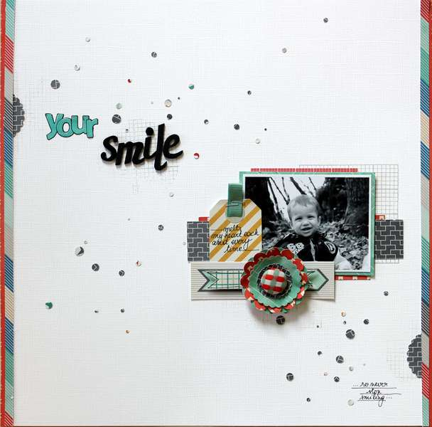 Your smile *American Crafts*