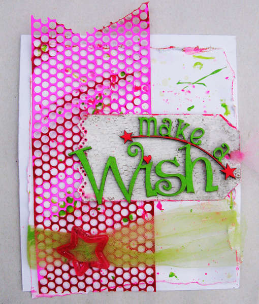 ScrapFx Birthday card