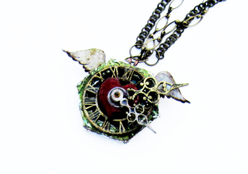 Scrap Fx (steampunk necklace)