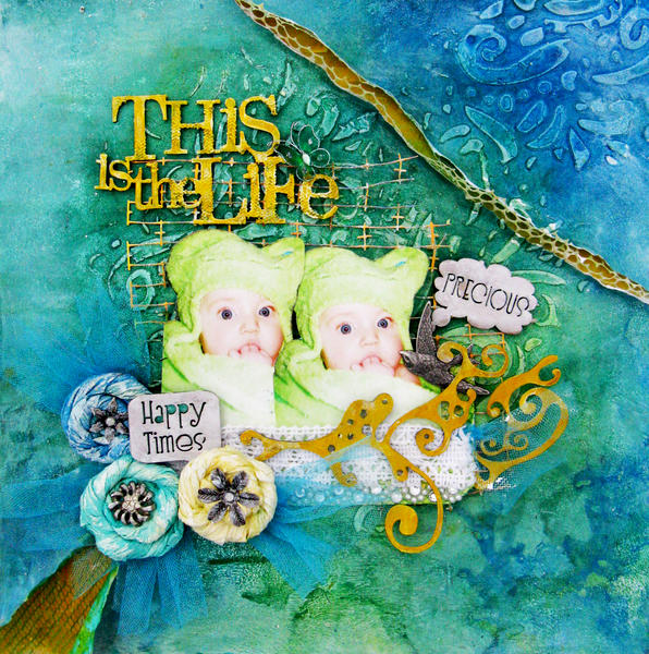 "Scrap FX  ""This is the life"""