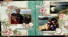 Aloha Two Page Layout