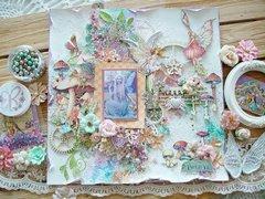 Fairy Theme Layout