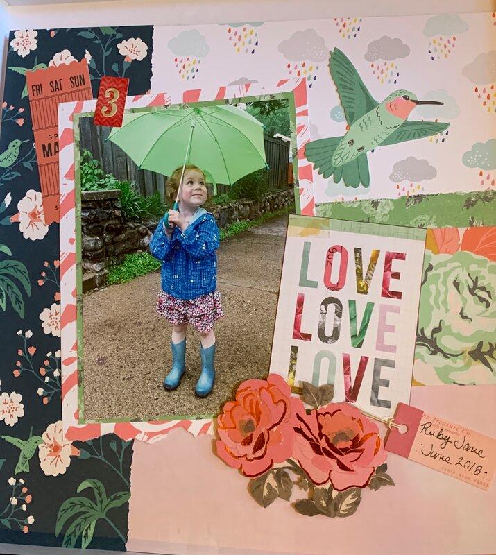 Ruby's Umbrella