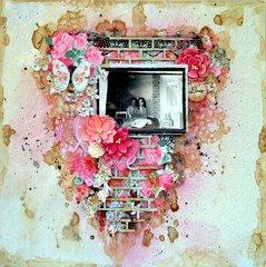 August SOE Raindrops On Roses Kit / Love