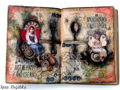 Art Journal / SOE November kit
