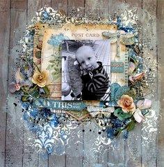 Love - SOE April Kit Lynne's Garden Terrace