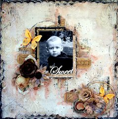Scraps Of Elegance June Kit - Timeless / SO SWEET