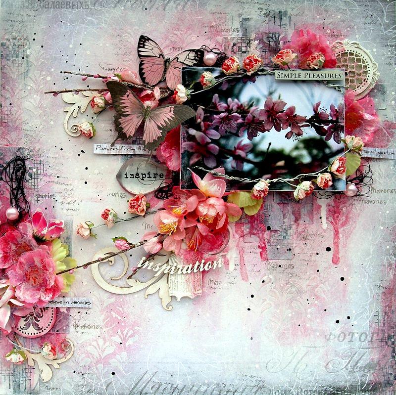 Flowers - my simple pleasures...