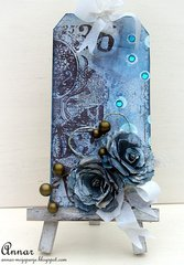 Blue Tag / Craft Szafa blog challenge