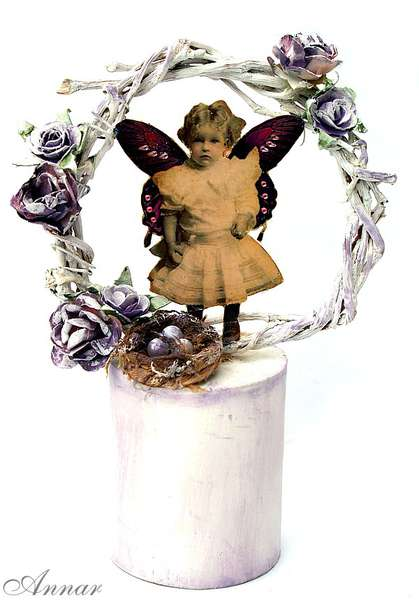"Altered Art ""FAIRY"""