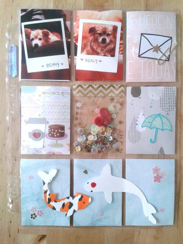 Pocket Letter - things I love