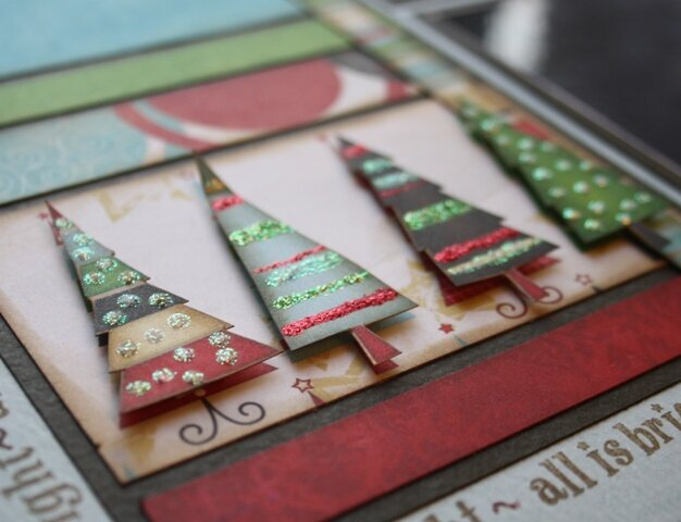 Merry & Bright - Detail Shot