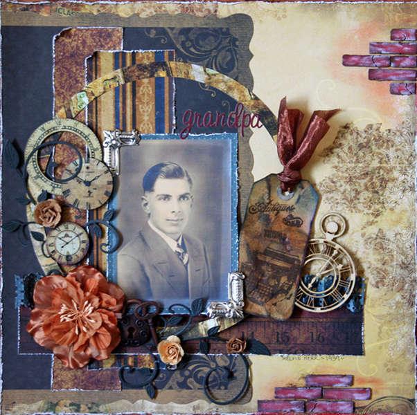 Grandpa 1939 **Swirlydoos**