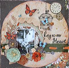 Key To My Heart **Swirlydoos**