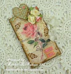 Mother's Day Card ( gift card holder and tag) Pro 31 Designs