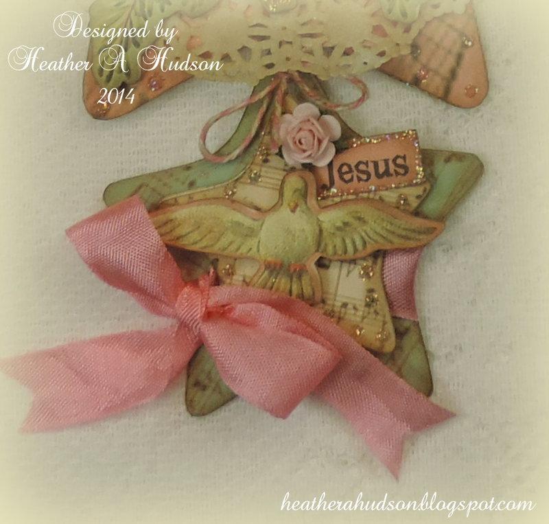 Baby Jesus Christmas Ornament MyArtisticAdventures