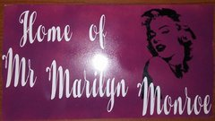 Home of Mr Marilyn Monroe