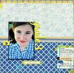 Grade 3 - Cocoa Daisy August Kit