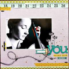 You - Cocoa Daisy September Kit