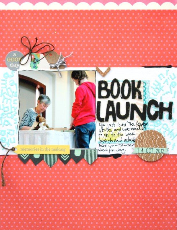 Book Launch - July Cocoa Daisy kits