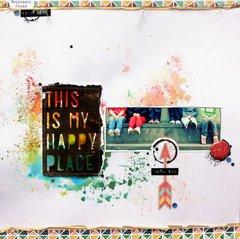 Right Here  - September Cocoa Daisy Kits