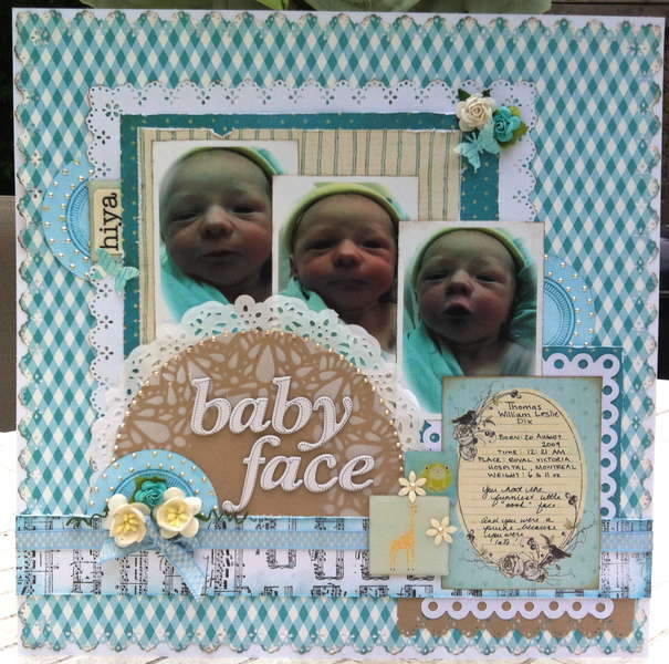 Hiya Baby Face