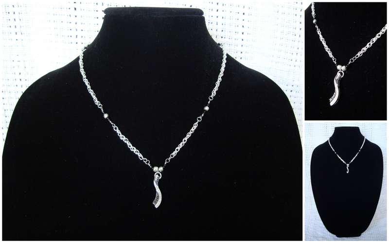 My Pendant with custom chain