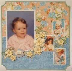 Audrey at Fourteen Months