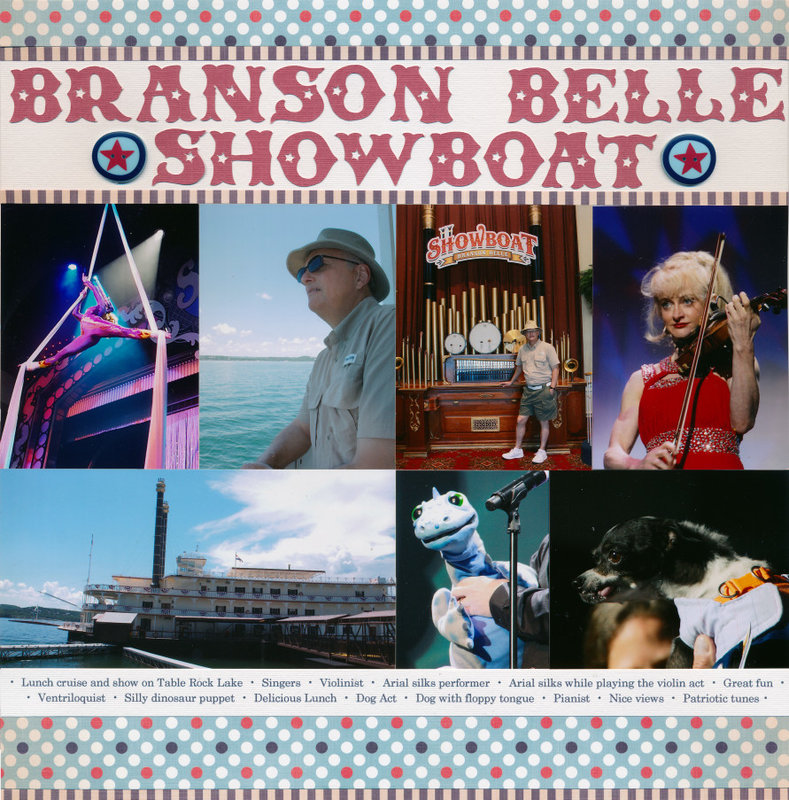 Branson Belle Showboat