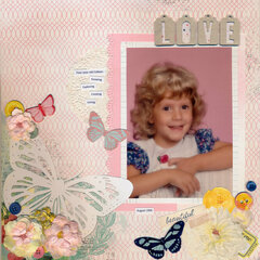 Four-Year-Old Colleen