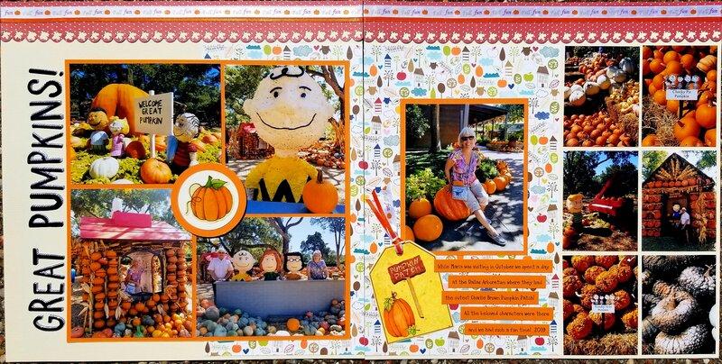 Great Pumpkins!