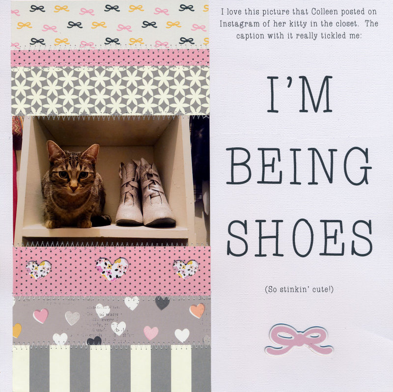 I'm Being Shoes