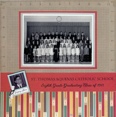 Saint Thomas Aquinas Catholic School
