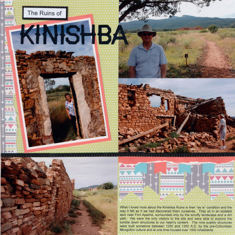 The Ruins of Kinishba