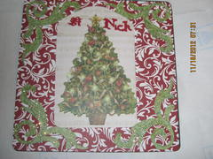 St Nick Christmas Tree