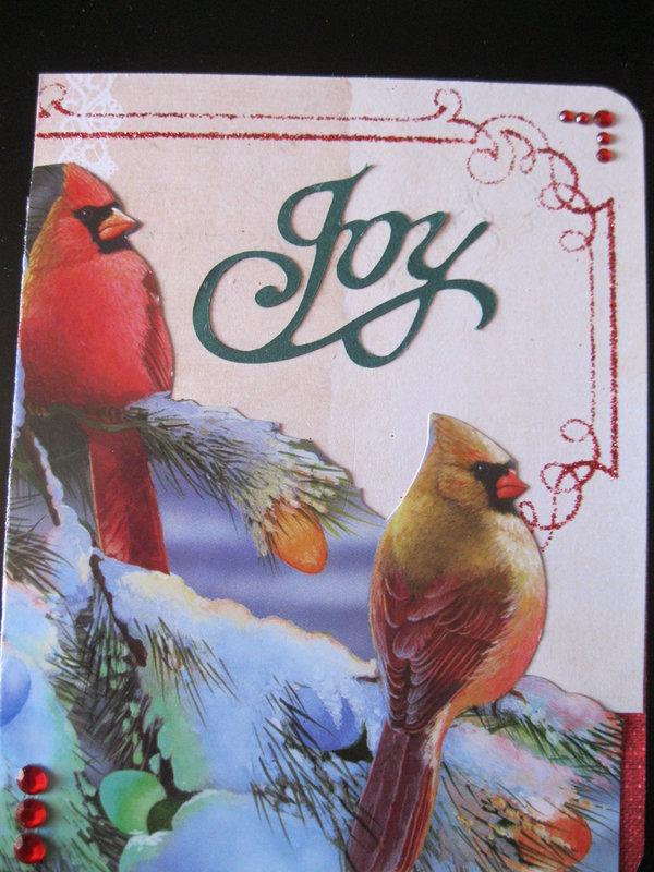 Joyful Cardinals