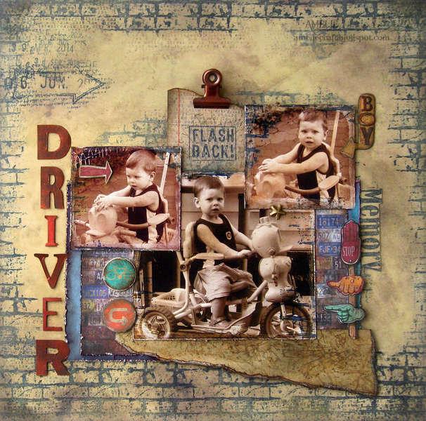 driver boy