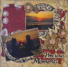 Precious Moments **Scraps of Darkness**
