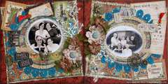 Whimsical & Authentique, Olde Curiosity Shoppe ~~Scraps of Darkness~~