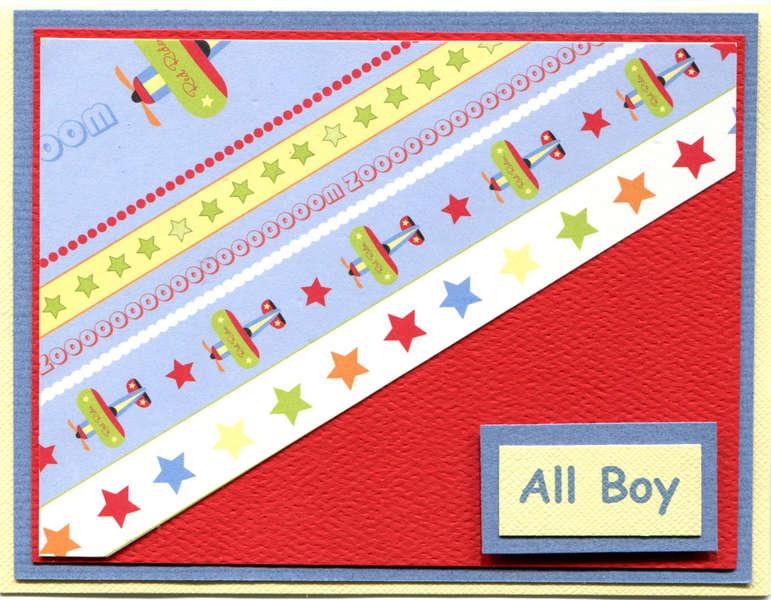 AL BOY CARD