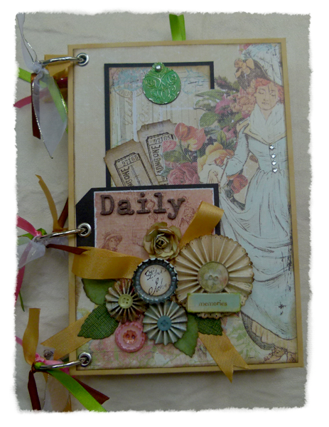 'Romantique' Notebook