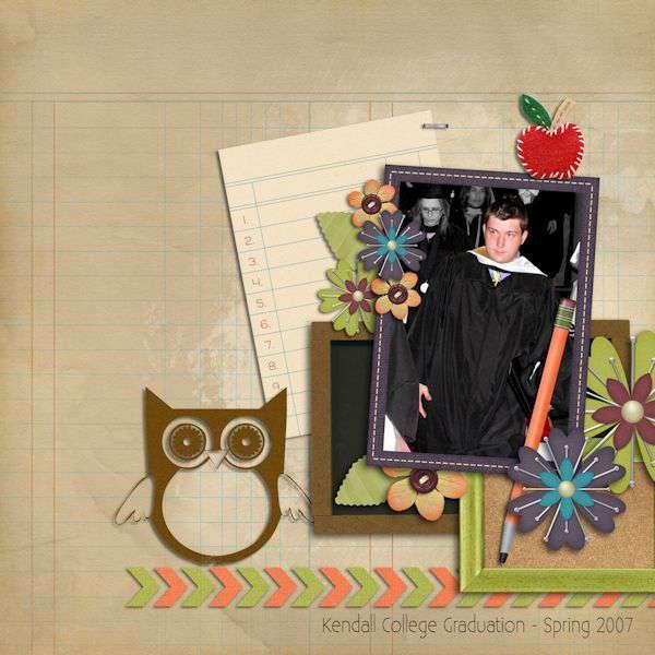 Kendall Grad